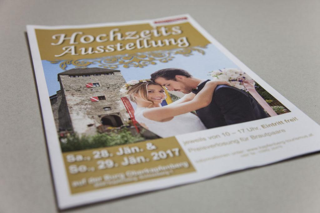 Hochzeitsaustellung